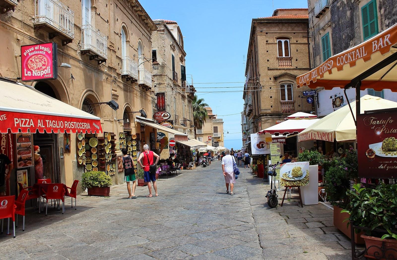 Tropea, Kalabria, Włochy