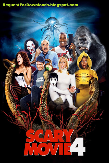 All Parts of Scary Movie in Just 300 MB Exclusively Available only on RequestFor Downloads.com