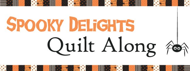 Spooky Delights Quilt- Along