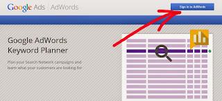 keyword mahal adsense