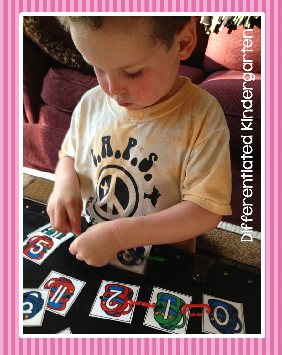 A New Spin On Morning Work and a Freebie to Get You Organized     Differentiated Kindergarten