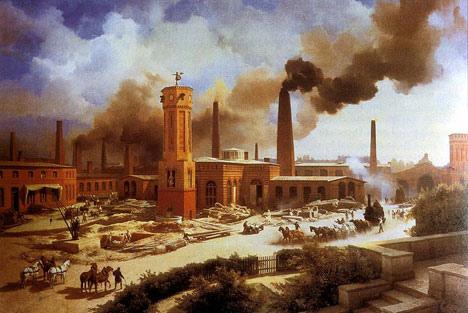 en que consistio la segunda revolucion industrial: