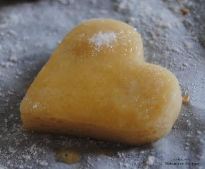recette saindoux biscuits sables secs facile rapide enfants