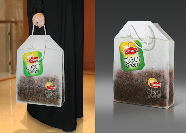 Bagvertising-Lipton-Clear-Green