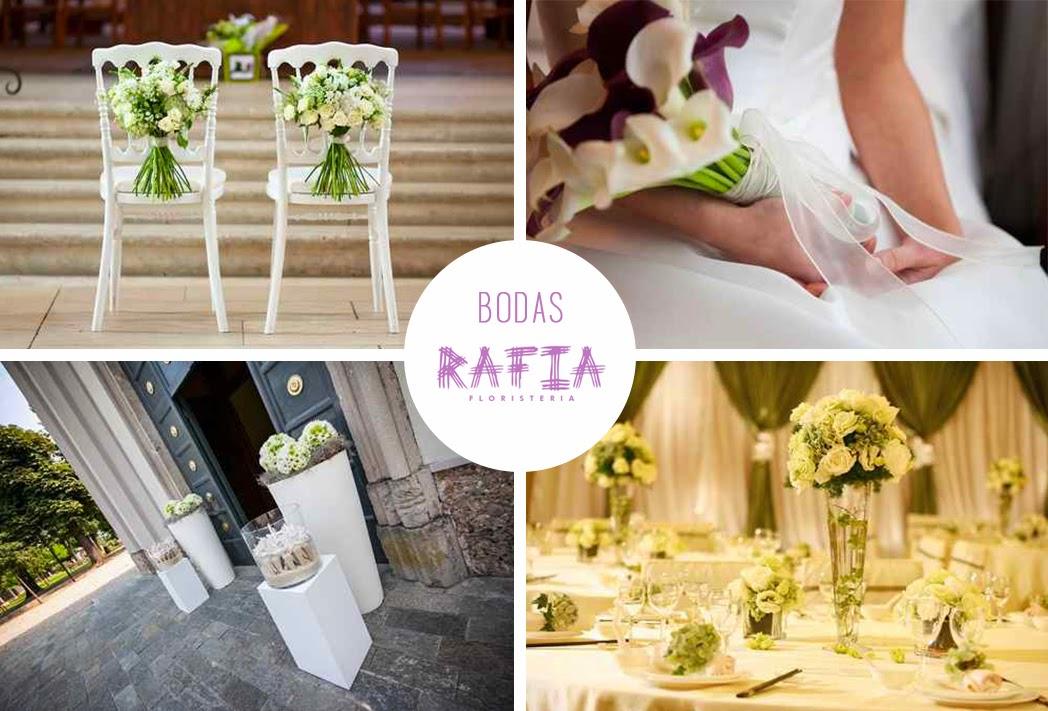 decoración floral de bodas y eventos