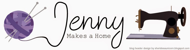 Jenny Makes A Home
