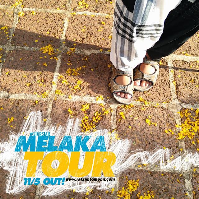 SiarSiar Melaka Tour 10 4 12 4