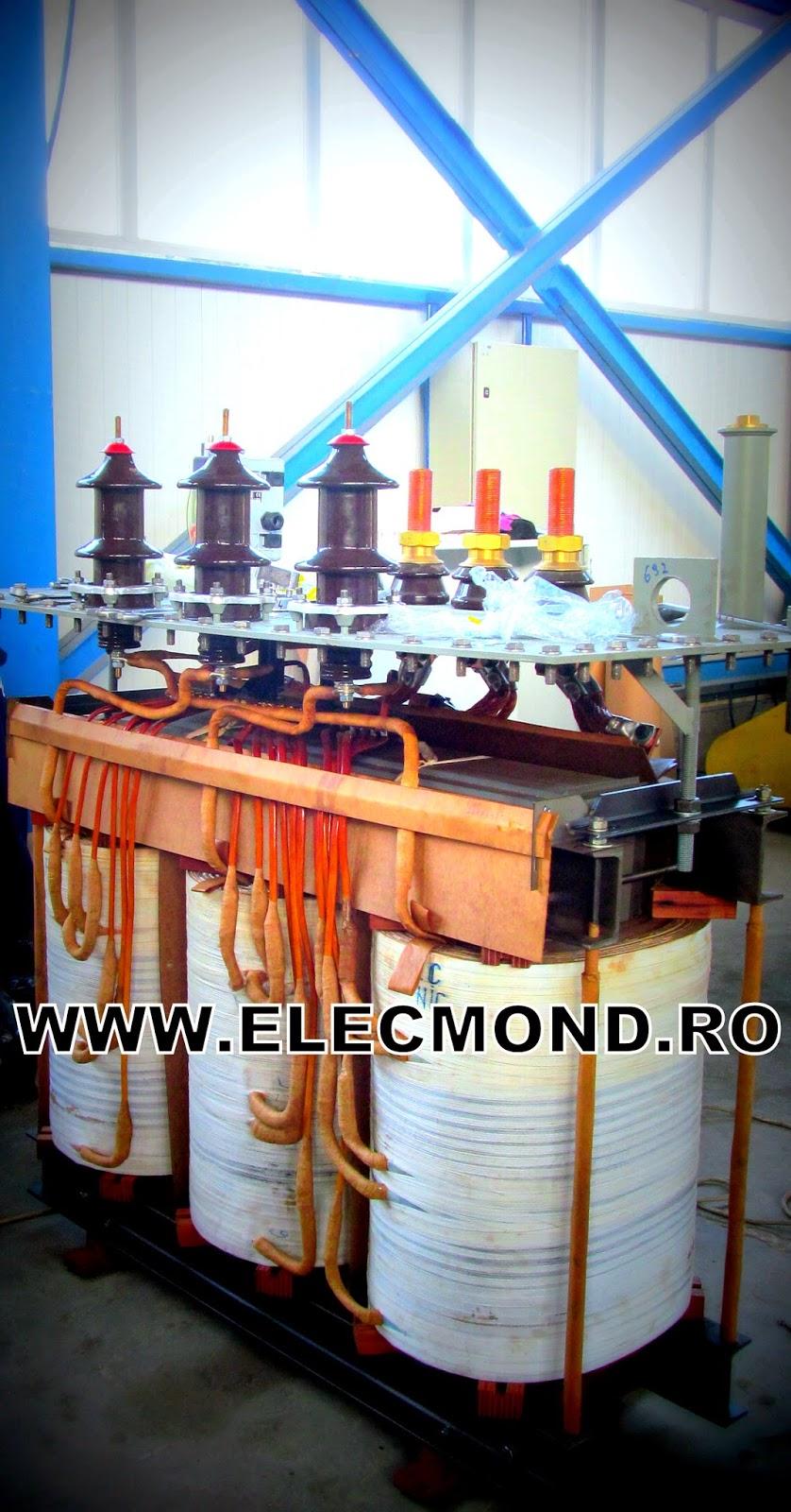 MODIFICARE RAPORT DE TENSIUNE DIN 20/0,4 kV in 6/0,4 kV PENTRU TRANSFORMATOARE TRIFAZATE IN ULEI , Transformatoare , transformator , modificare raport de tensiune , date tehnice , modificare transformatoare , bobinaj transformatoare , stand probe transformatoare  , trafo , elecmond  ,