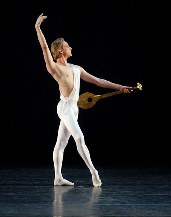 David Hallberg. Bailarin