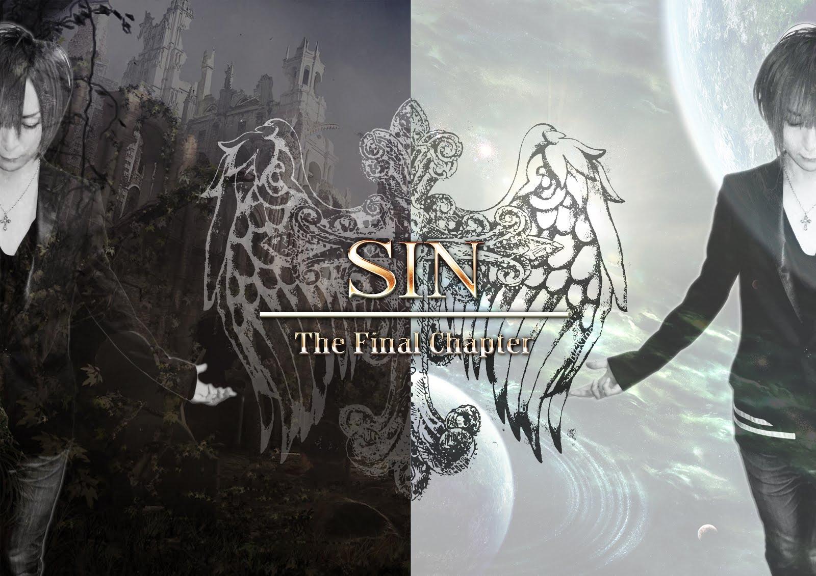 HUMANITYシリーズ最終章「SIN」
