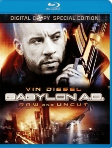 Babylon A.D. (2008) EXTENDED Cut BluRay 720p 700MB