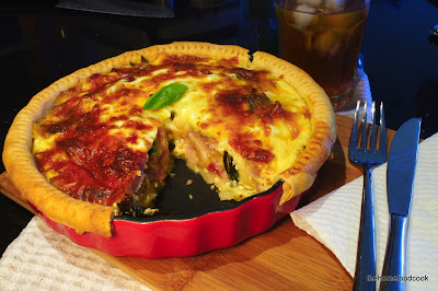 thehomefoodcook - quiche