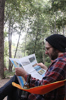 Big Sur camping at Pfeiffer State Park #billyrachelrose