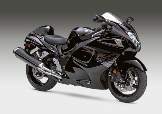 10 Fastest Motorbikes 2012 - Hayabusa