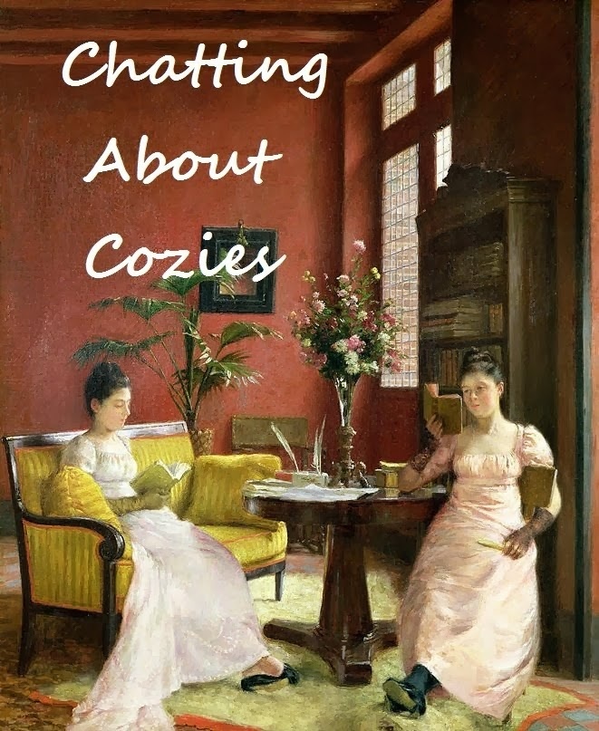 Chatting About Cozies - Facebook