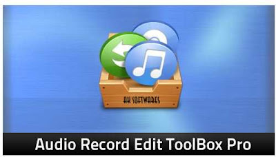 AudioToolMedia Audio Record Edit Toolbox Pro v12.8.1