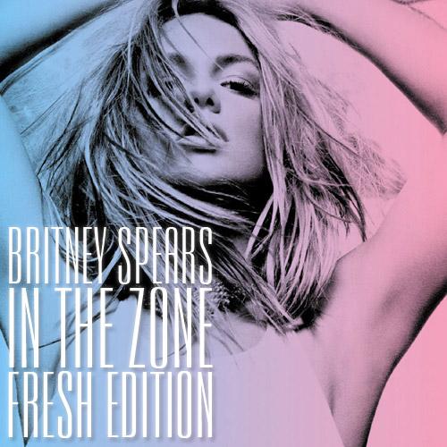 in the zone britney spears album cover - photo #14