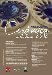 VIII BIENAL DE CERÁMICA ARTÍSTICA VALPARAÍSO 2012