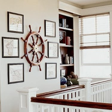 Learning Spanish at 41: Interiors: Nautical Design