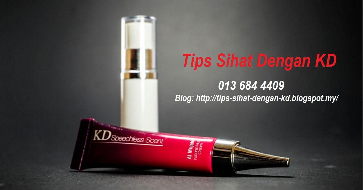 Tips sihat dengan KD