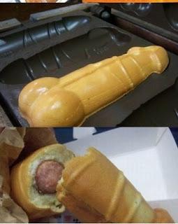 Asiatische Penis Hotdogs 2