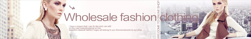 Wholesale fashion clothing