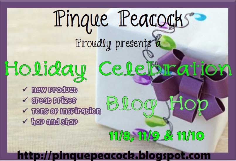 Holiday Celebration Blog Hop