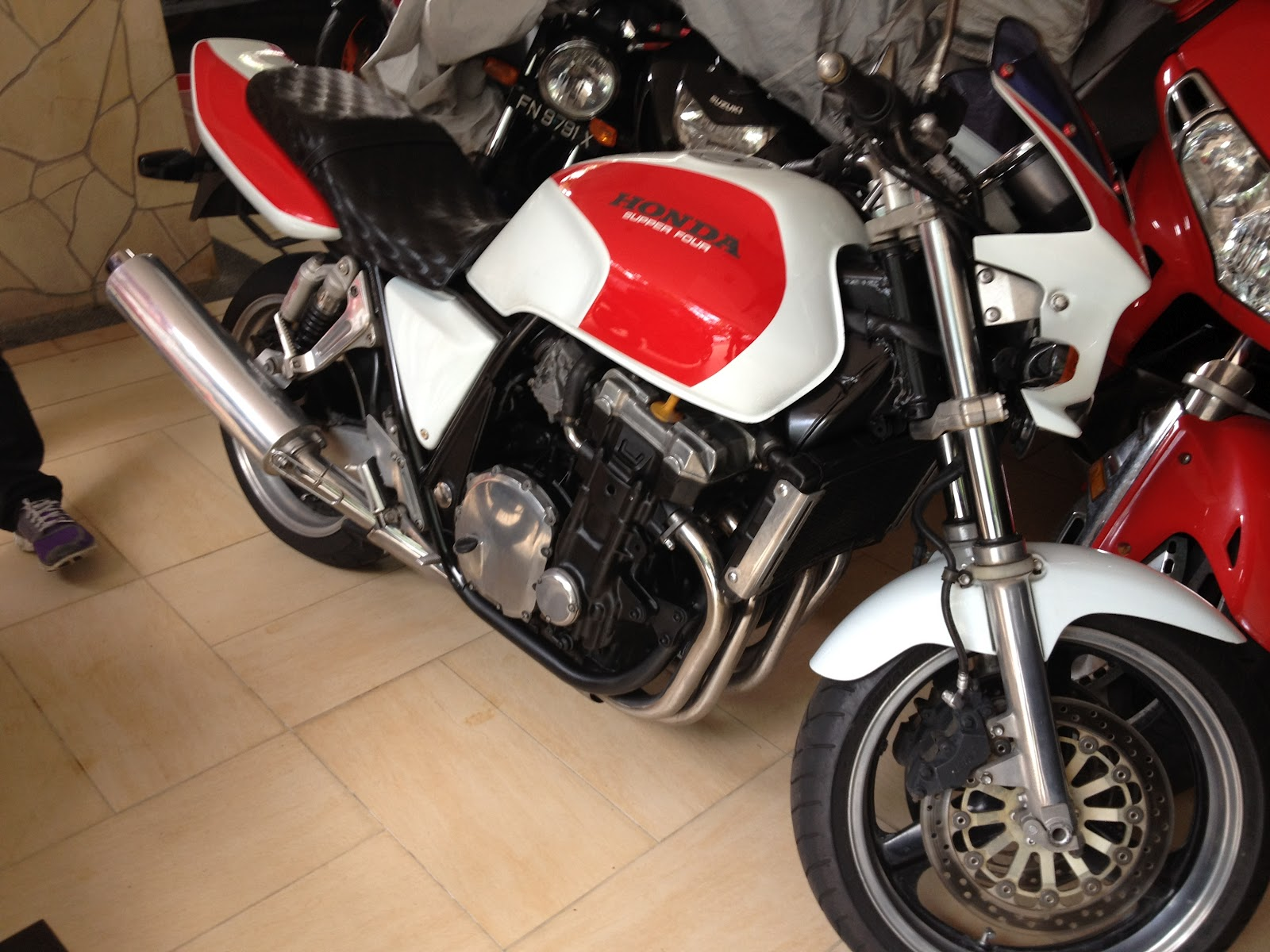 FOR SALE HONDA CB 1000 1996 SOLD