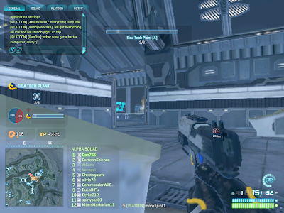 PlanetSide 2 - Recapturing a Facility Point