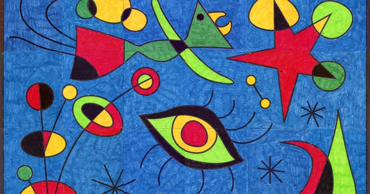 Miro Pictures Paintings