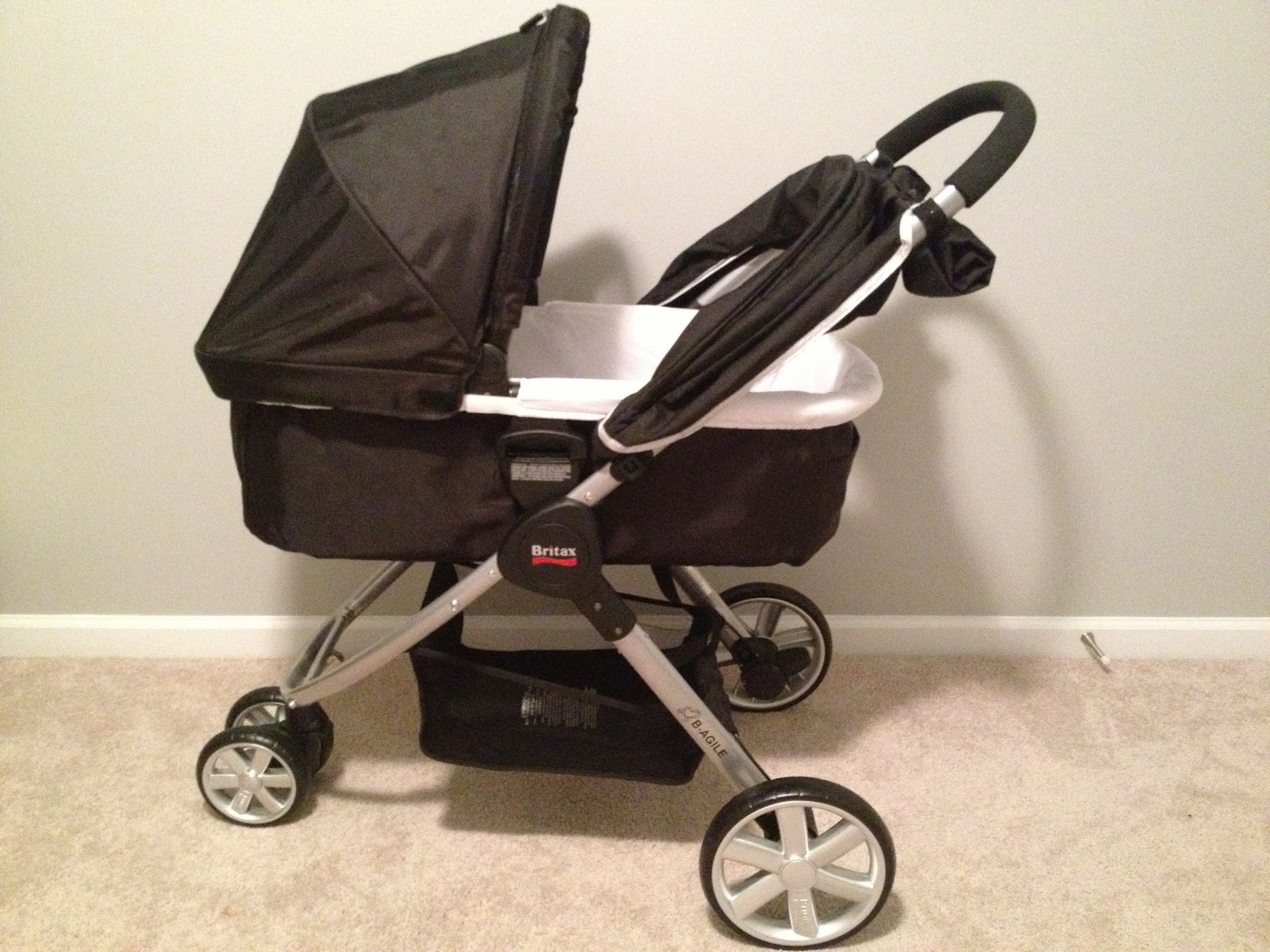 Makeup by Marilu: Choosing our stroller Review Part I : Britax B ...