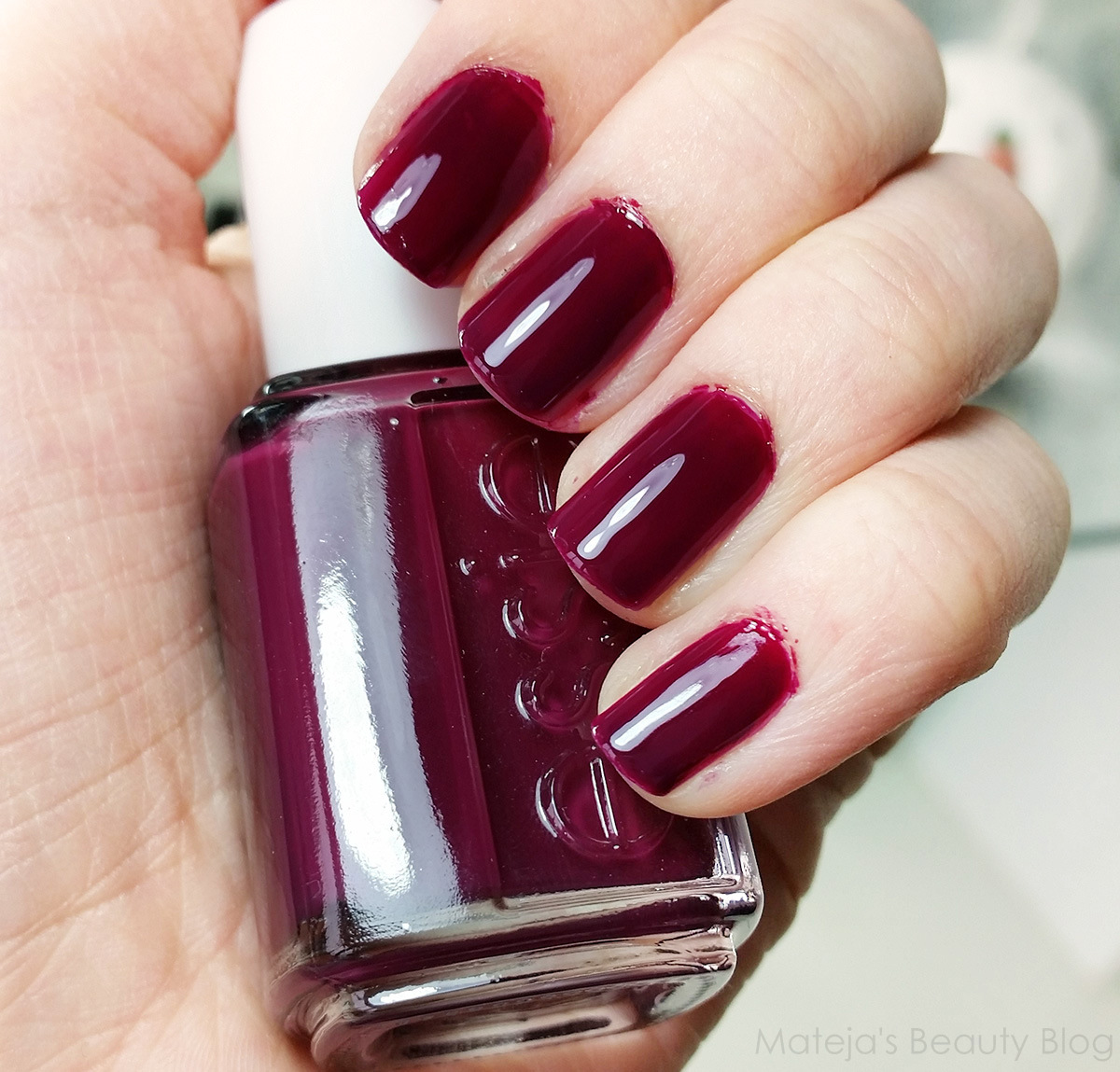 Essie Bahama Mama and Watermelon - Mateja\'s Beauty Blog