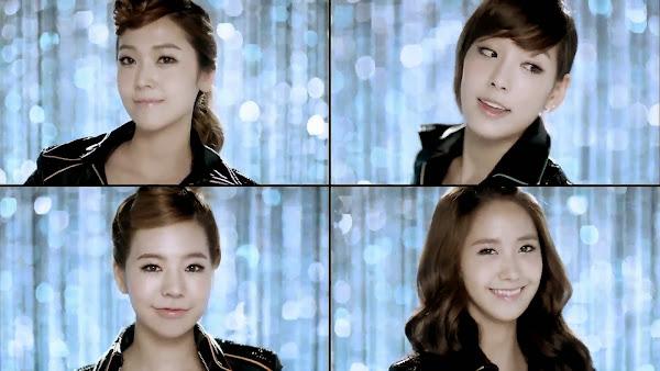 SNSD Mr. Taxi Split Screen Jessica Taeyeon Sunny Yoona