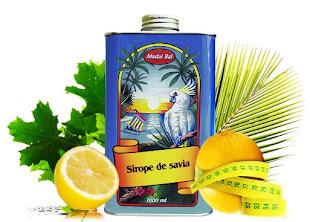 Cura de savia y limón