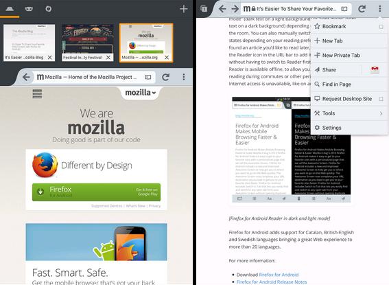 瀏覽器APP推薦下載:Firefox APK-APP Download,Android手機版Firefox網頁瀏覽器