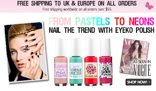 Eyeko Nail polishes