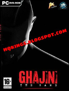 Ghajini The Game Cover