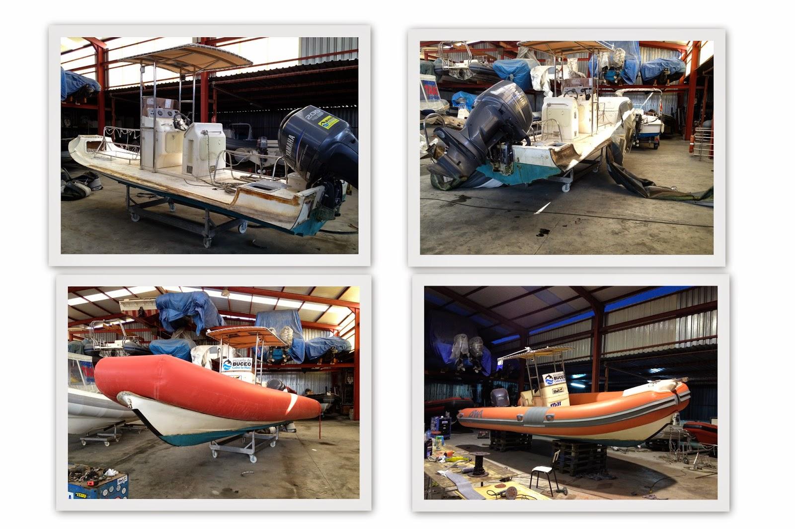 Blog de buceo y alquiler de barcos cambio flotador a - Stock uno alicante ...