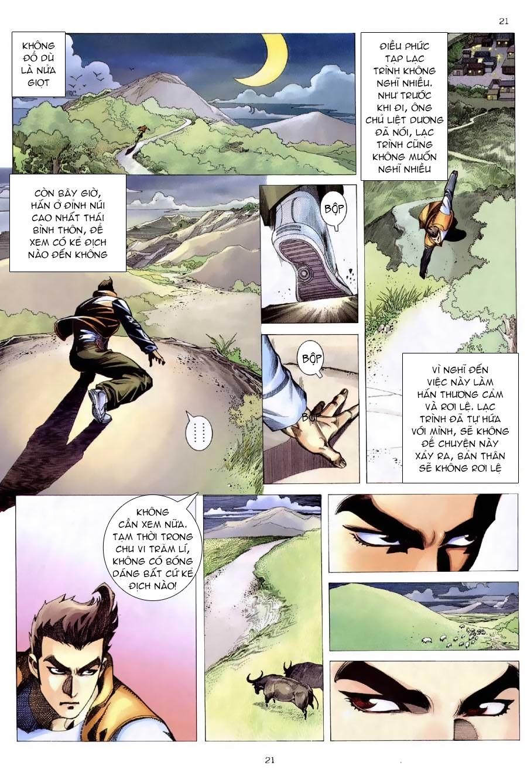 Xích Trụ Phạn Đường chap 9.2 - Trang 7