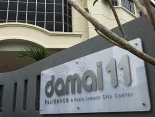 Harga Hotel di KLCC - Damai 11 Home Vacation @ KLCC