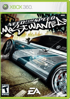 Need for Speed: Most Wanted (X-BOX360)