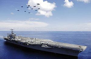 Inilah sepuluh Kapal Induk Raksasa Milik Amerika