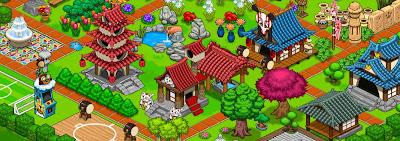 Pettington Park juego google+