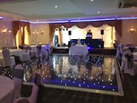 Function Suite and sparkly dancefloor