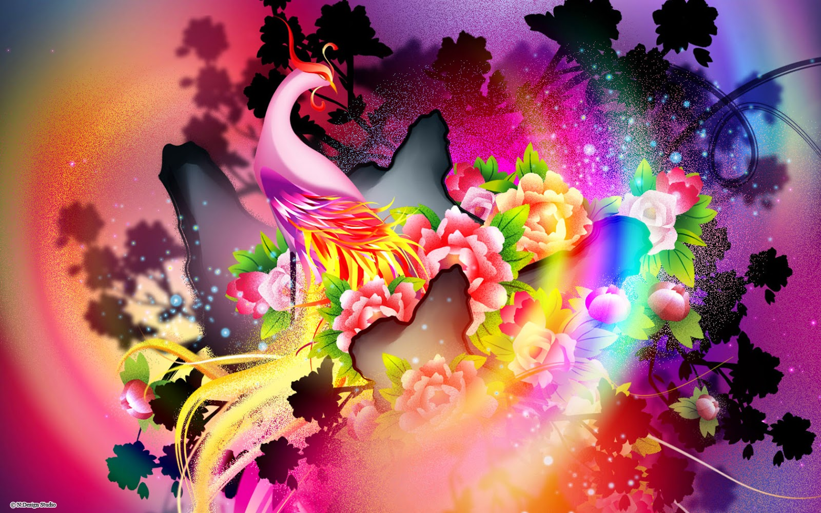 Colourful wallpapers HD