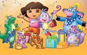 #15 Dora The Explorer Wallpaper