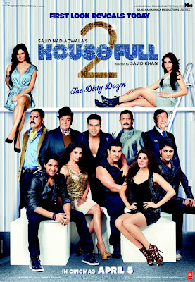 Watch Housefull 2 movie online