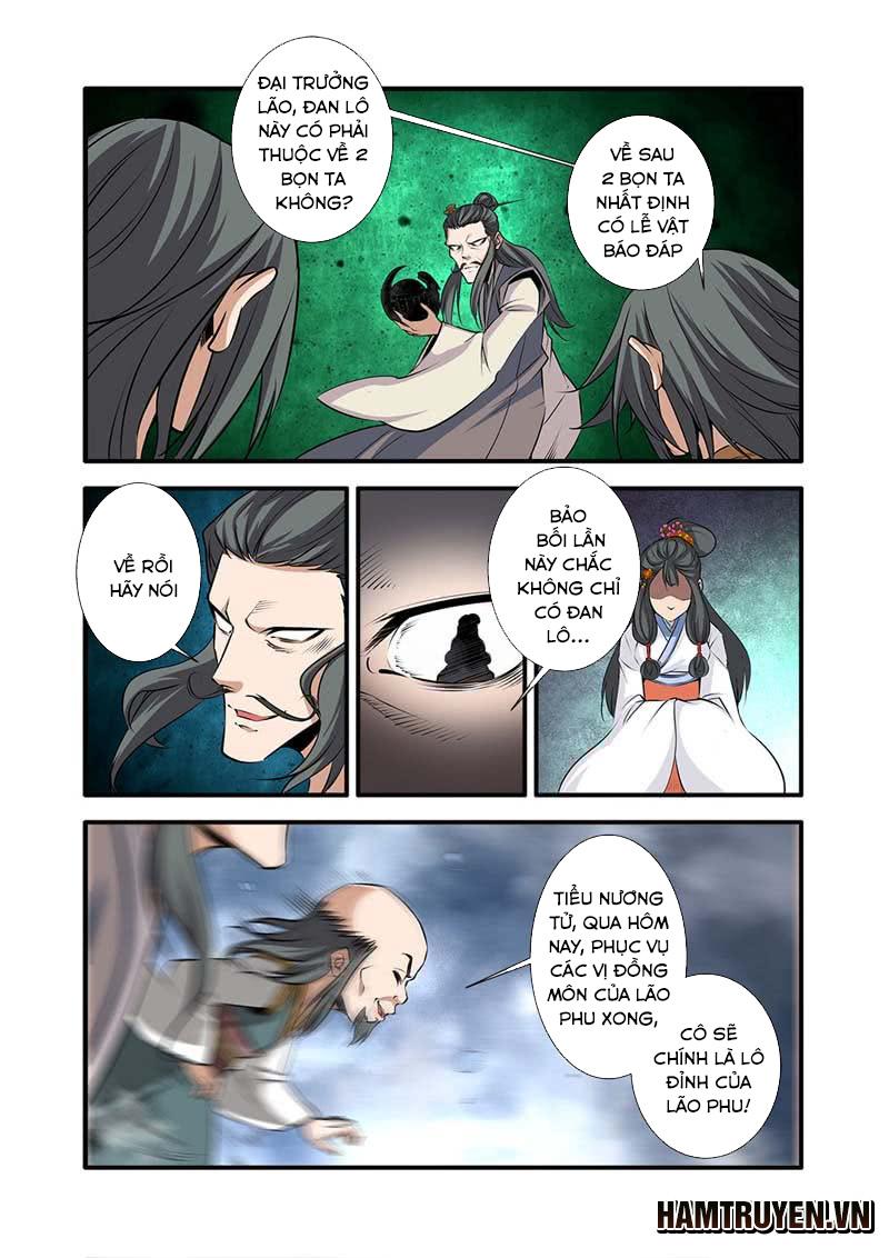 Tiên Nghịch Chap 79 - Trang 12