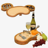 Picnic Time Cutting Board