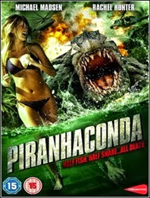 Download Piranhaconda Legendado RMVB + AVI + Torrent DVDRip